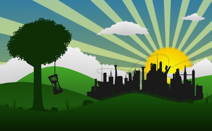 Sole energia ambiente